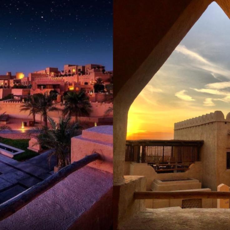 الفندق الأفضل في العالم لصور الإنستغرام هنا في الإمارات العربية المتحدة