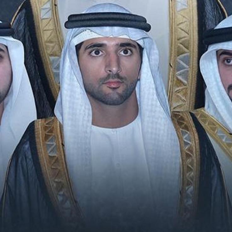 تحديد موعد حفل زفاف الشيخ حمدان ولي عهد دبي