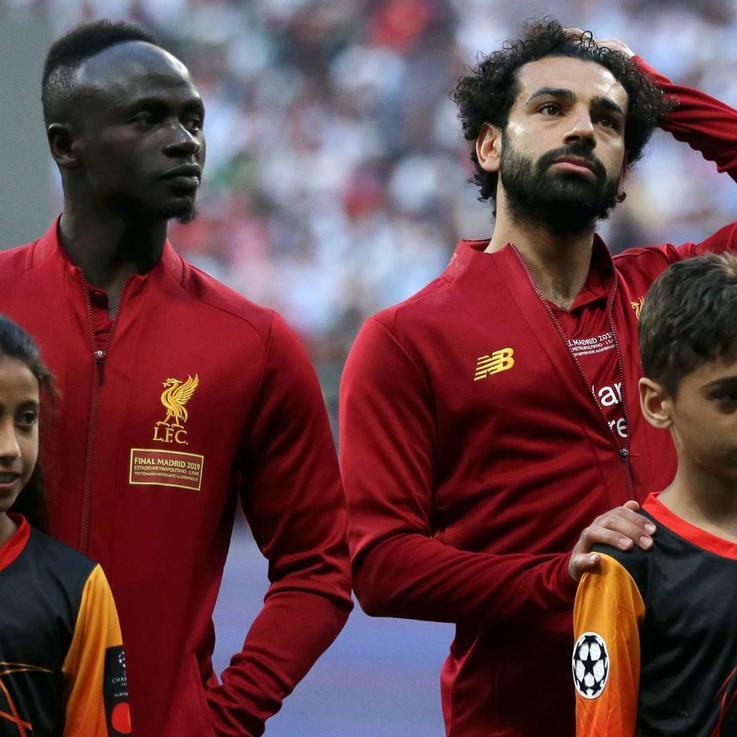 هذه الفتاة السعودية ترافق اللاعبين في دوري أبطال أوروبا