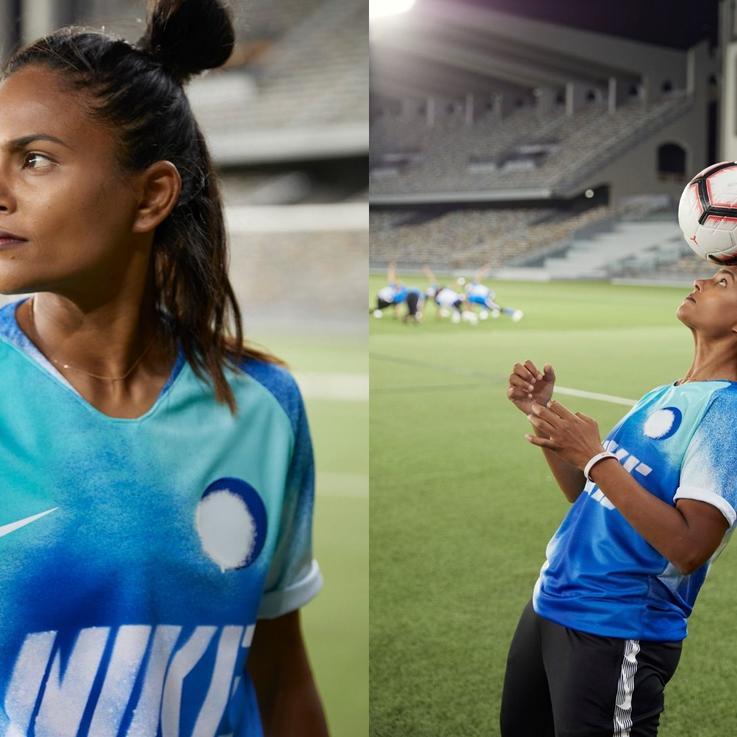 علامة Nike تكشف عن آخر مشاركة في حملتها Dream Crazier مع رياضية إماراتية