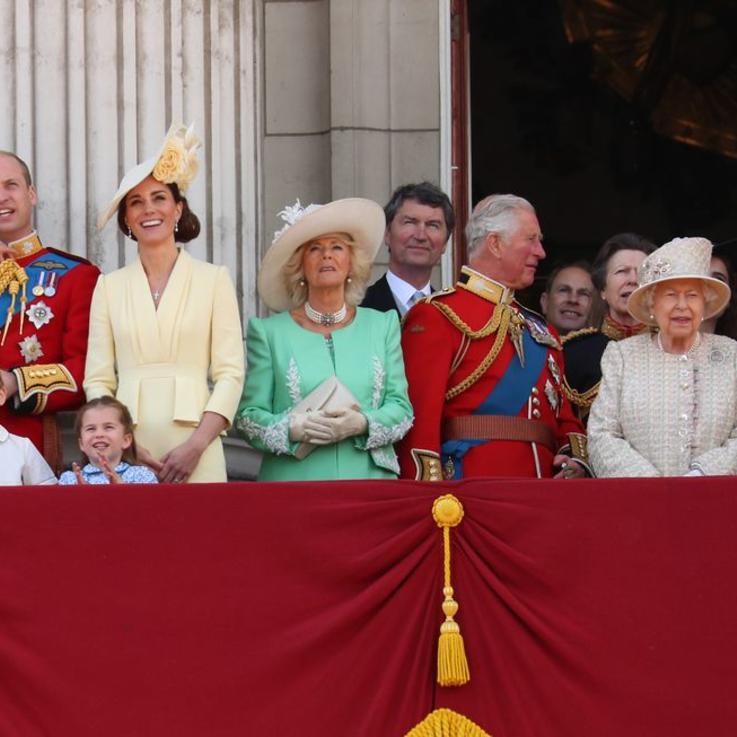 كل ما دار خلال احتفالية عيد ميلاد الملكة البريطانية