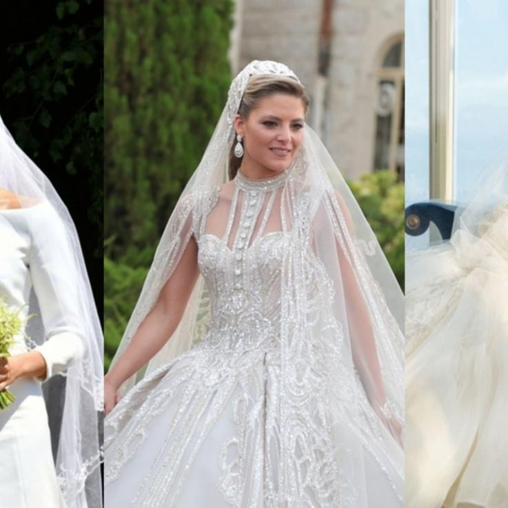 أغلى فساتين زفاف في العالم