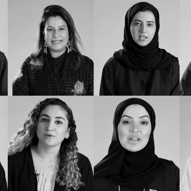بالفيديو وبمناسبة يوم المرأة الإماراتية: 8 نساء إماراتيات يحتفلن برموزهن للتسامح