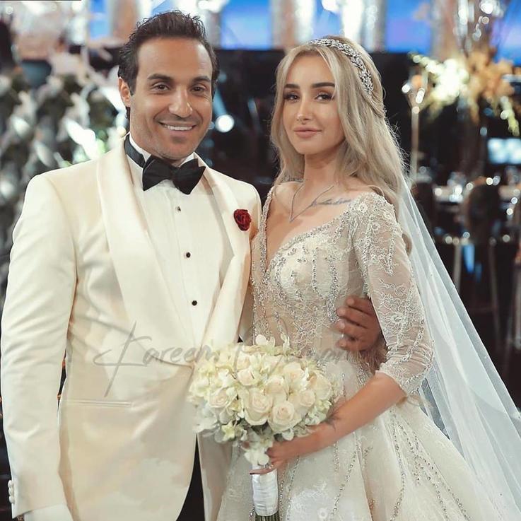 هنا الزاهد وأحمد فهمي يكللان قصة حبهما بالزواج