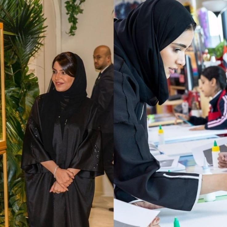 المكتب الثقافي الإماراتي يطلق مبادرة إبداعية جديدة للسيدات
