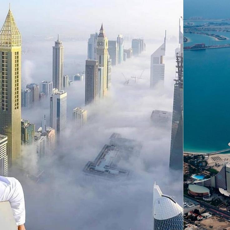 دبي تتصدر كواحدة من أفضل 10 وجهات سياحية في العالم للعام 2020