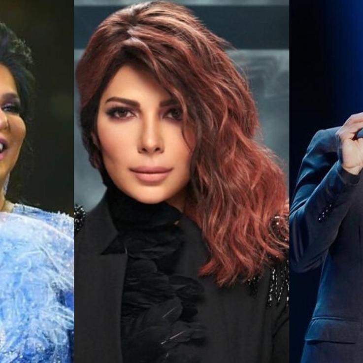 النجوم يغنون قصائد الحب للأمير بدر بن عبد المحسن