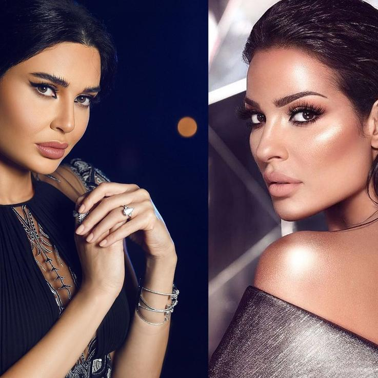 بعد سلسلة من الخلافات.. نادين نجيم وسيرين عبد النور معاً في مسلسل درامي مشترك