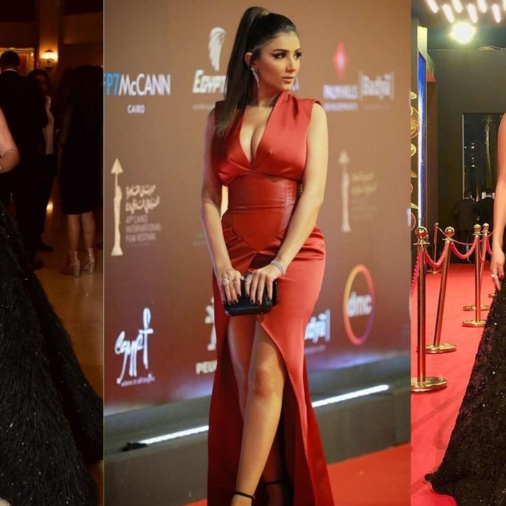 ألبوم صور : أجمل إطلالات النجمات في حفل ختام مهرجان القاهرة السينمائي