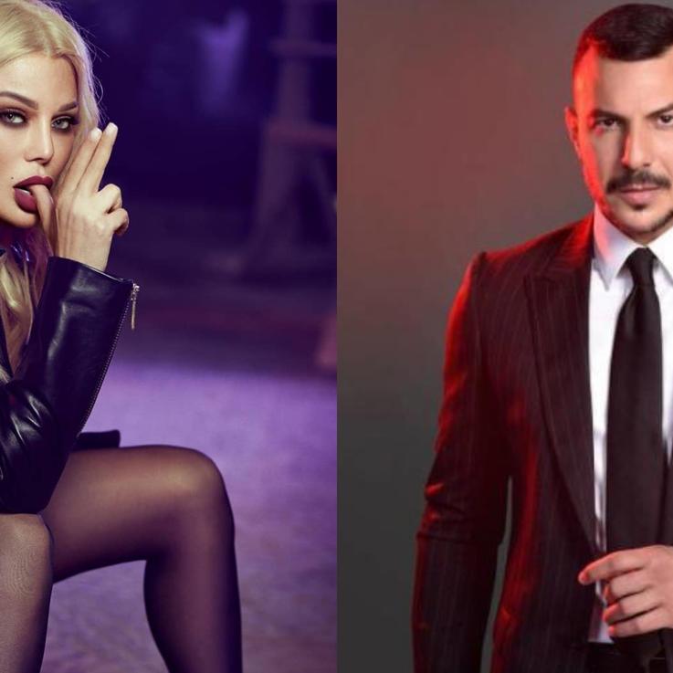باسل خياط وهيفا وهبي: ثنائي في رمضان 2020؟