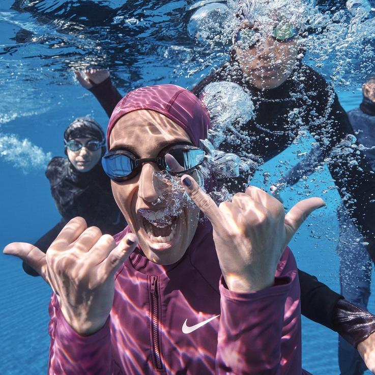 مجموعة Victory Swim من ملابس السباحة المحتشمة بين يديك