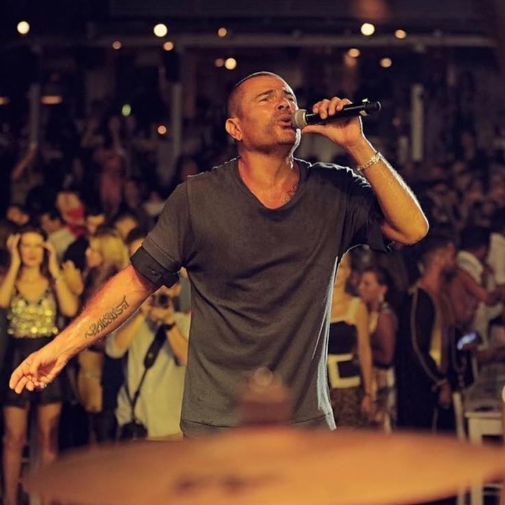 عمر دياب يحيي حفلاً ضمن الحدث الموسيقي الأكبر في السعودية