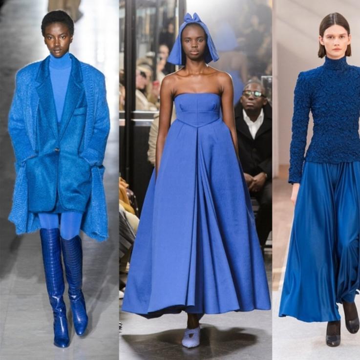 هذه الدرجة من اللون الأزرق هي كل ما تحتاجينه هذا الموسم