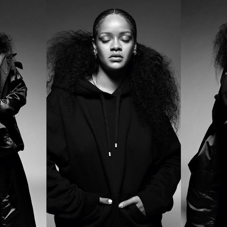 """ريهانا تتعاون مع مجلة i-D لتصدر عدداً خاصاً بها يحمل اسم """"Rihannazine """""""
