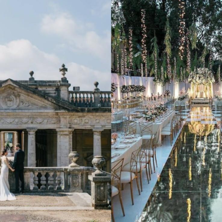 كيف تخططين للمكان المثالي للقيام بزفافك