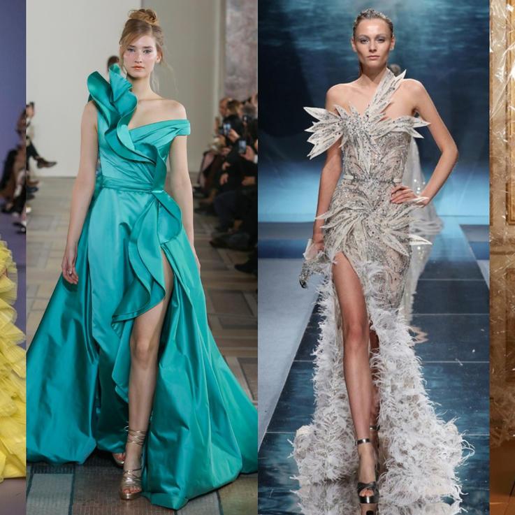 المصممون العرب حضور ملفت وإبداع خلال أسبوع الأزياء الراقية