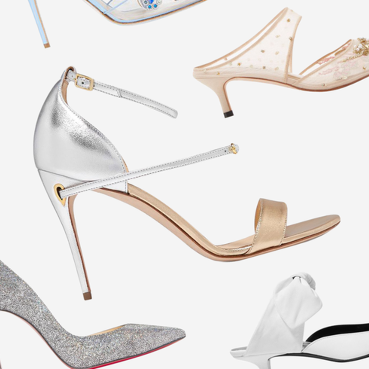 قائمة من أحذية الزفاف المميزة التي يمكنك شرائها الأن