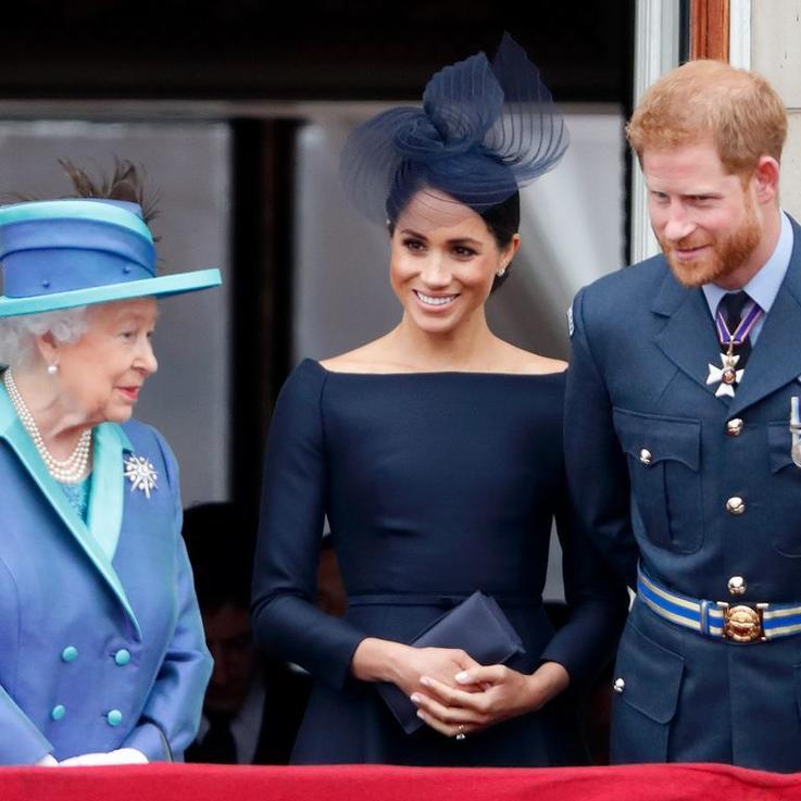 الملكة إليزابيث تطلب من دوق ودوقة ساسيكس العودة إلى بريطانيا