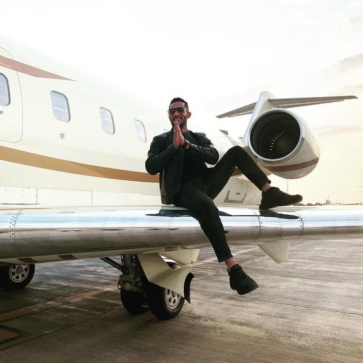 هل سيدفع محمد رمضان 9.5 مليون جنيه للطيار أشرف أبو اليسر ؟