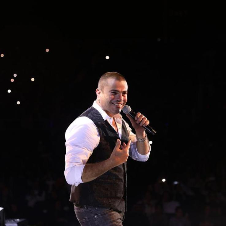 عمر دياب يطلق ألبومه الجديد وجمهوره يحتفل