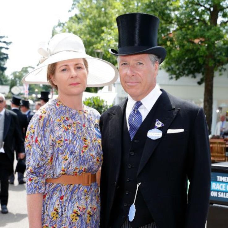 طلاق إبن شقيقة الملكة إليزابيث إيرل سنودون