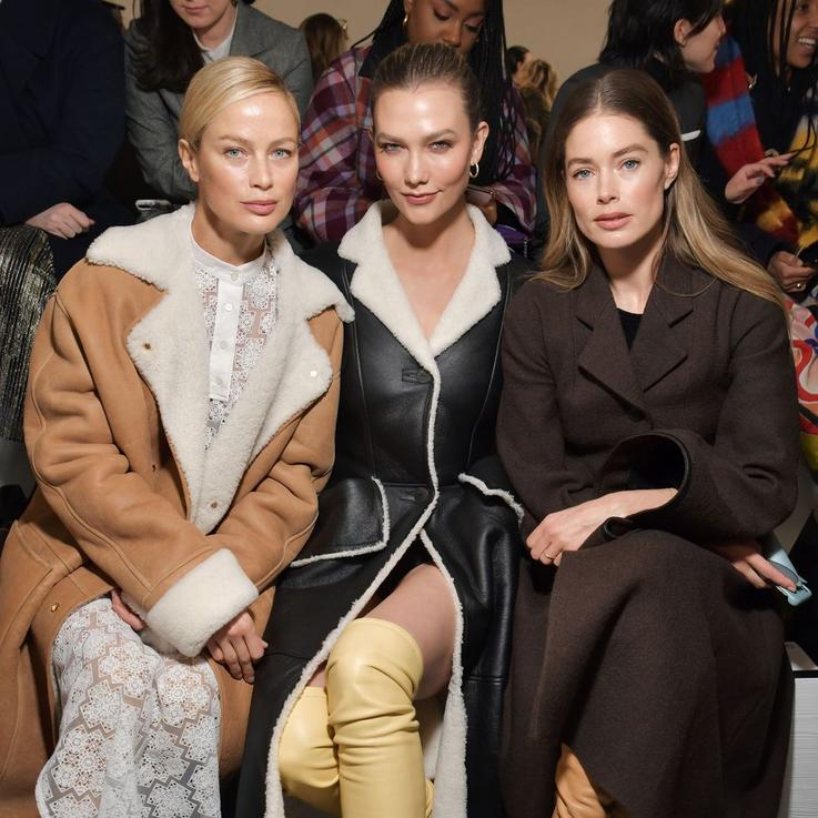الجزء 2: المشاهير في الصفوف الأمامية في أسبوع الموضة في باريس 2020