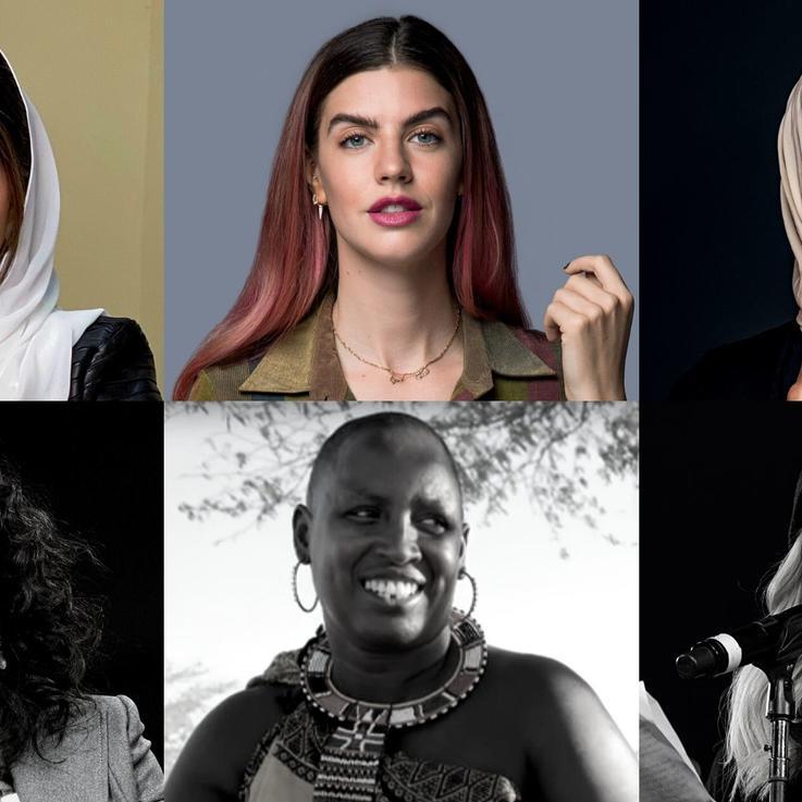 تحتفل بازار ببطلاتها #HarpersHeroines: النساء اللواتي ألهمن هذه الشخصيات المؤثرة في مجتمعنا