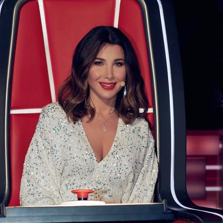 نانسي عجرم تحقق إنتصار جديد من خلال برنامج The Voice Kids!