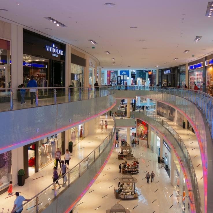 يمكنك قريباً أن تتسوقي إفتراضياً في دبي مول