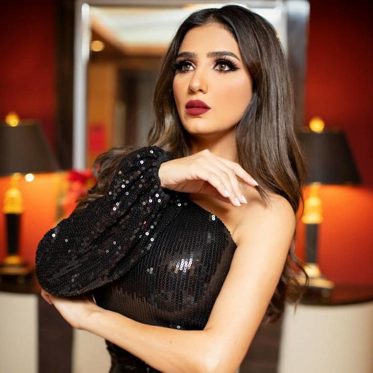 مي عمر تشيد بدور محمد سامي في إنجاح مسلسل البرنس