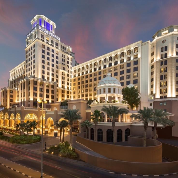 إجازة عيد مميزة مع هذا العرض من فندق كمبنسكي مول الإمارات
