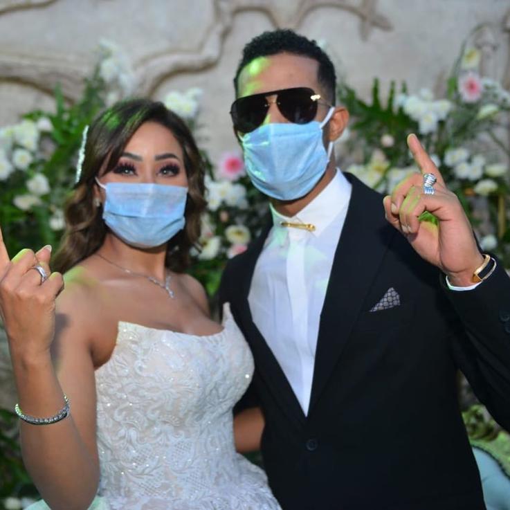 حفل زفاف أخت محمد رمضان لم ينته على ما يرام