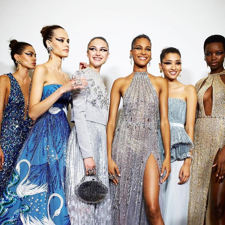 4 مصممين عرب يؤكدون مشاركتهم في أسبوع الموضة الرقمي في باريس للأزياء الراقية هذا الشهر