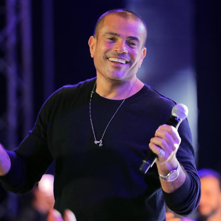 عمرو دياب يعود إلى الدراما من جديد عبر منصة نتفليكس
