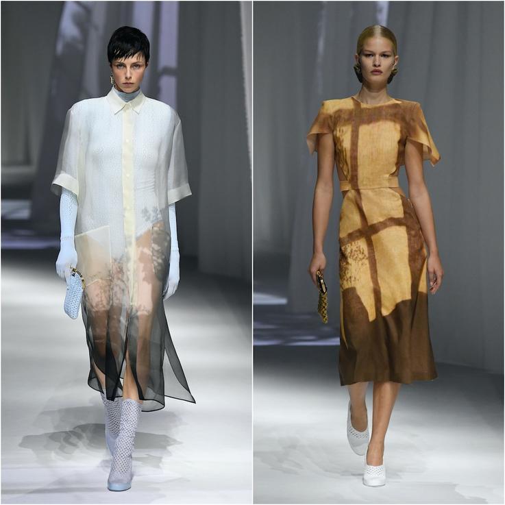فندي تفتح عروض أسبوع الموضة في ميلانو بعرض ساحر لمجموعة صيف 2021