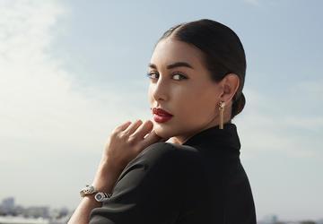 شاهدي بالفيديو: ياسمين صبري ونظرة حصرية على حملة كارتيه الجديدة
